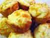 Cracked Black Pepper Cheddar Muffins