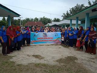 Peserta Gerakan Keamanan Pangan Desa Lawang Agung