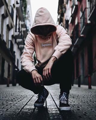 foto tumblr en la calle hombre urbana