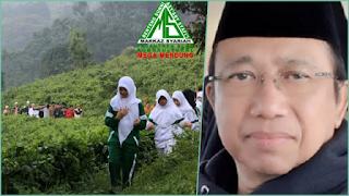 Pesantren HRS Digugat, Marzuki Alie Kirim Pesan Tegas ke Mahfud MD: Aset Umat Jangan Dihabisi
