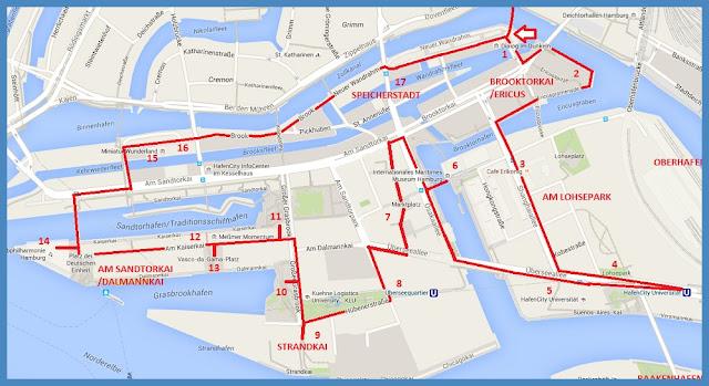 Hafencity Rundgang • NDR Ticketshop Magazin from Elbphilharmonie Karte