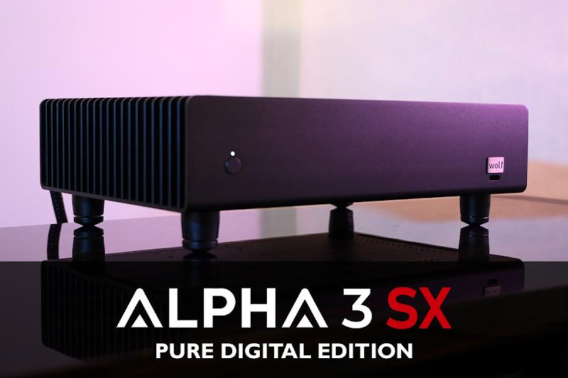 Wolf Alpha 3SX