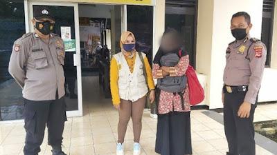 Berkeliaran di Tol Jagorawi Pakai Motor, Seorang ODGJ Diamankan Petugas Polres Bogor