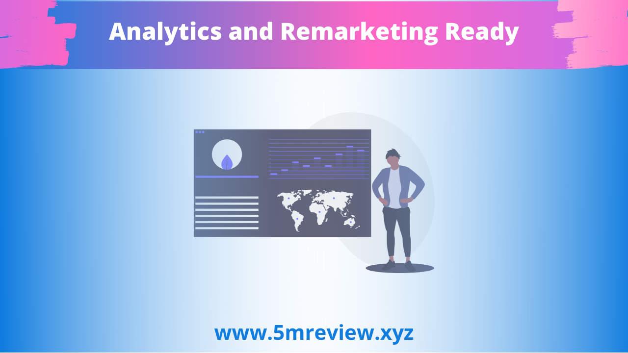 WebSuitePro Analytics and Remarketing Ready