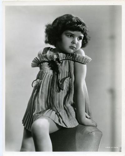 The Little Rascals -- Darla HoodThe Little Rascals Darla Hood
