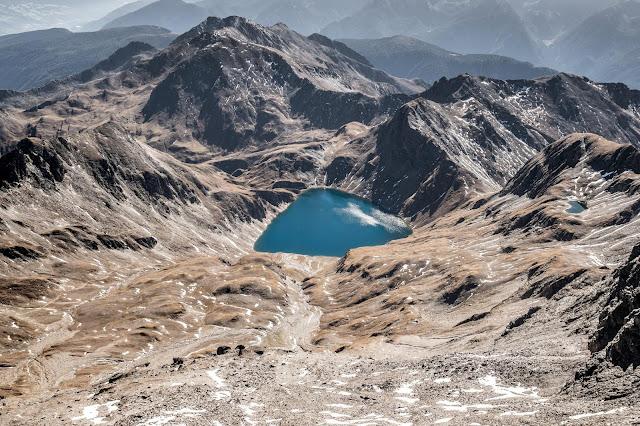 Zillertaler Berge Ausblick