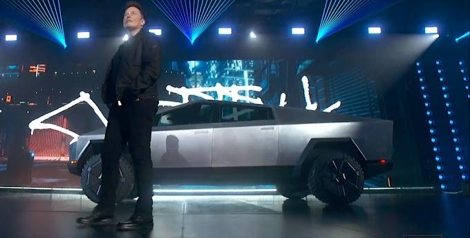 Neden Tesla CyberTruck?