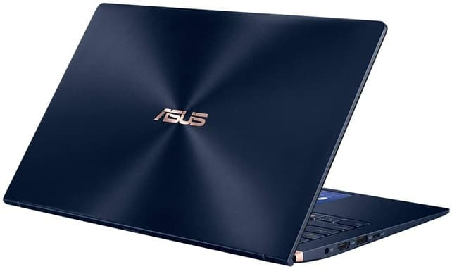 ASUS ZenBook 14 UX434FAC-A5188T: ultrabook Core i7 de 14'' con Windows 10 Home y teclado QWERTY con ScreenPad 2.0
