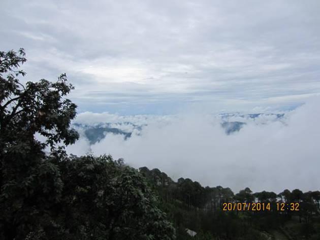 clouds in lansdowne