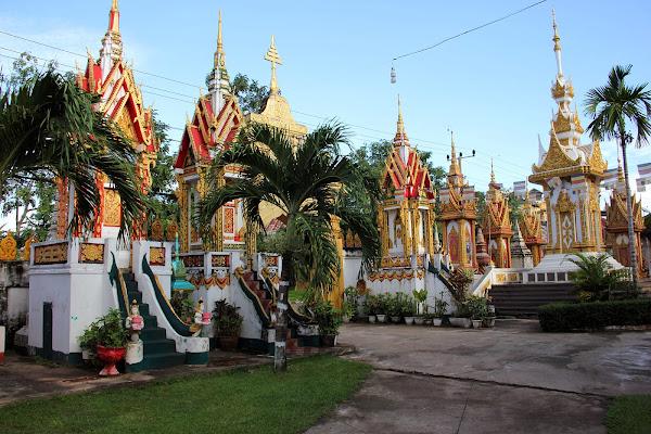 Templo Wat Luang - Pakse - Laos