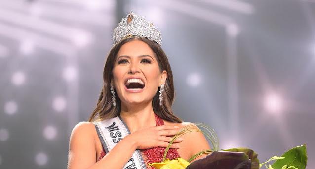 La corona de Miss Universo es para toda Latinoamérica, es de todos: Andrea Meza