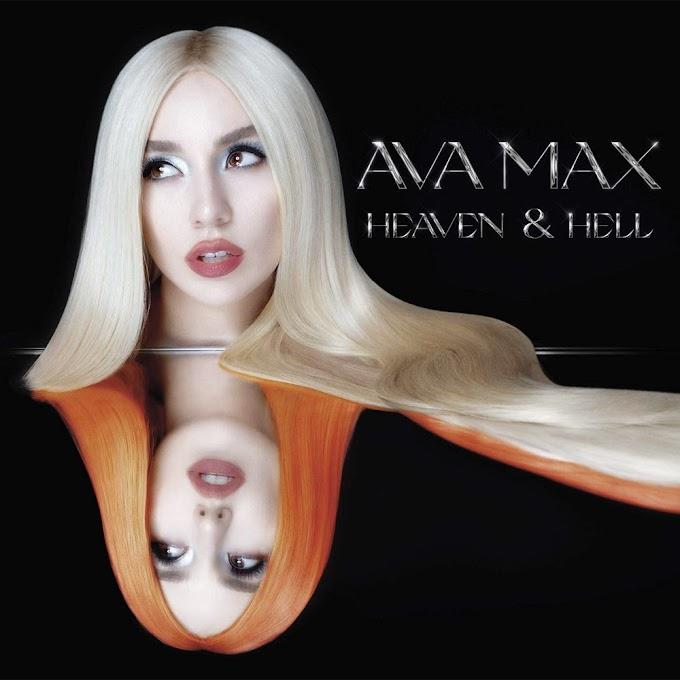 Encarte: Ava Max - Heaven & Hell