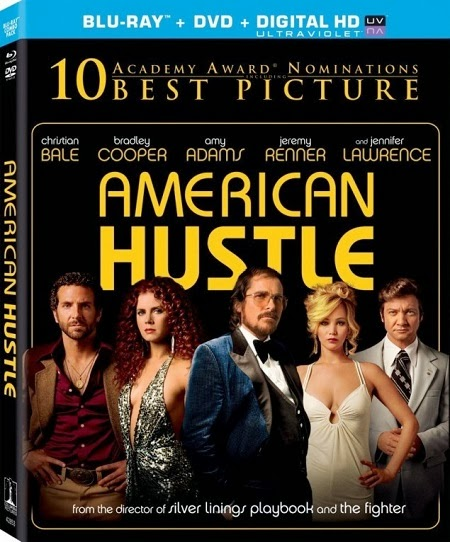 American Hustle 2013 Dual Audio BRRip 480p 400Mb x264