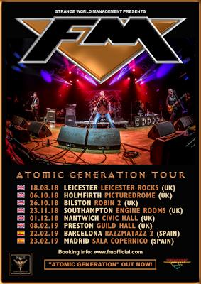 FM - 2018-2019 tour dates - poster