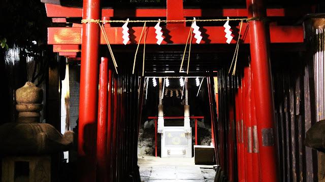 Un temple au détour d'une rue