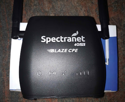 Spectranet Router