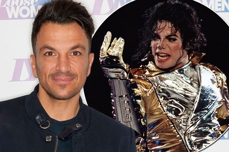 Peter Andre Stands To Defend Michael Jackson Amid Sex Abuse Allegations