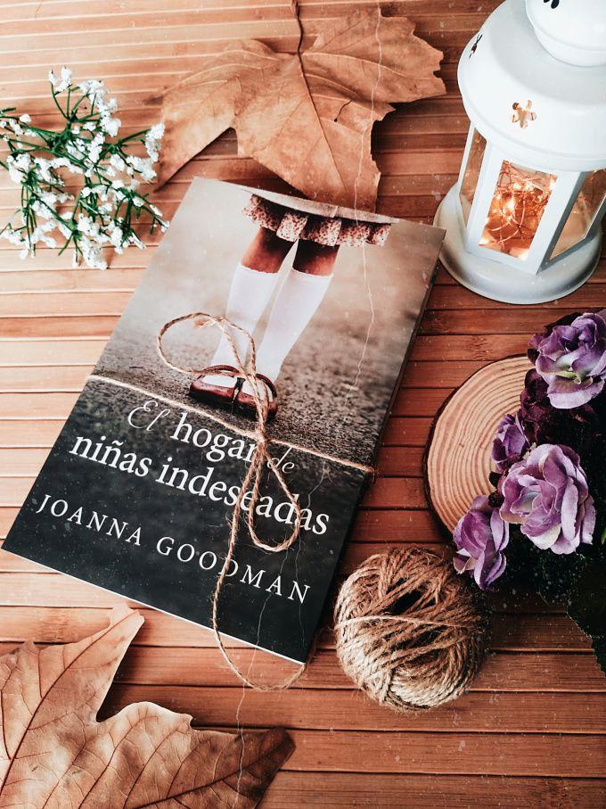 Foto del libro El hogar de niñas indeseadas de Joanna Goodman