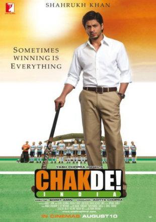 Chak De India 2007 Full Hindi Movie Download