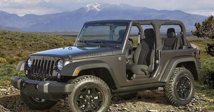 2014 jeep wrangler willys wheeler edition autoesque. Black Bedroom Furniture Sets. Home Design Ideas