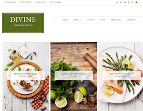 Free Download Divine Pro Theme by StudioPress