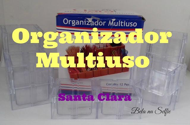 Organizador multiuso - belanaselfie
