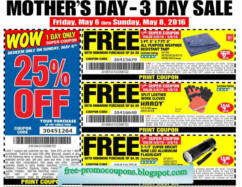 It is an image of Punchy Harbor Freight Printable Coupon 2020