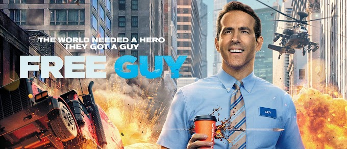 FREE GUYS GETS NEW TRAILER & RYAN REYNOLDS REPORTEDLY SIGNS BIGGEST MCU DEAL, COINCIDENCE?