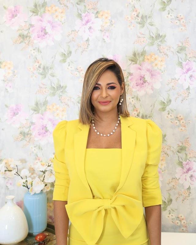 La firma de moda dominicana Nina Vásquez se abre paso en destinos internacionales