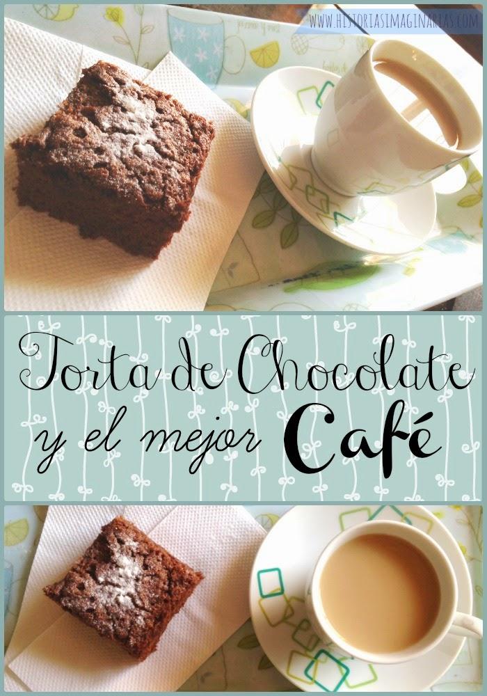 Torta de Chocolate y el mejor Café