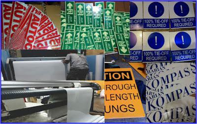 Cutting Sticker - Jakarta Selatan