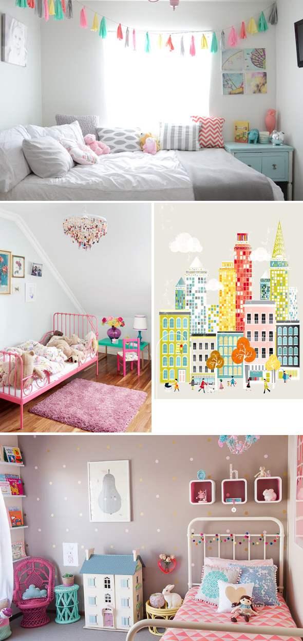 صور غرف نوم اطفال مودرن 2019 بالوان واشكال جميلة