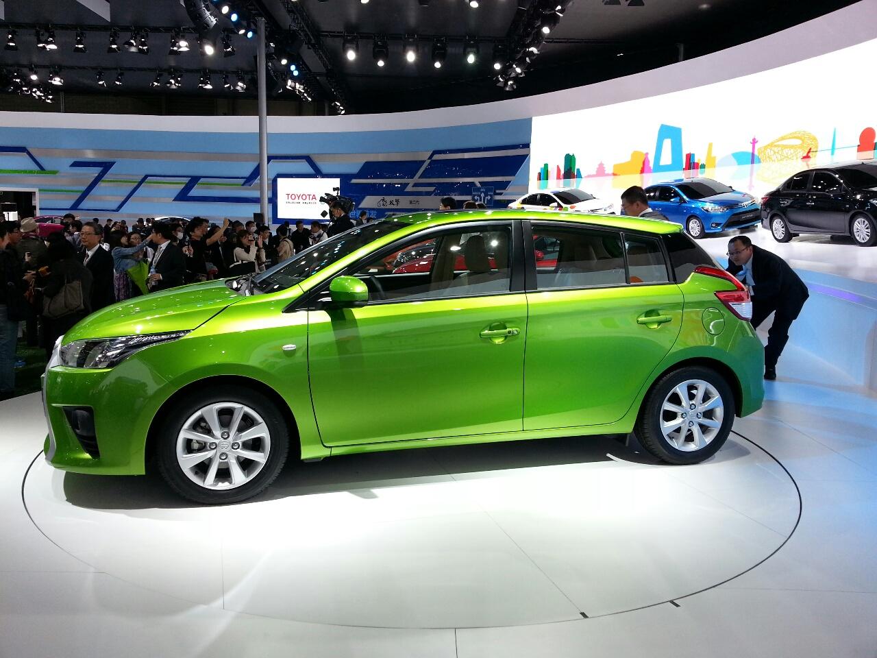 Beda All New Yaris G Dan Trd Grand Veloz 2015 Herwono Banyu Alas Toyota 2013 2014 Sang