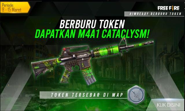 1. Cara Mendapatkan Token Silver Weapon FFIM
