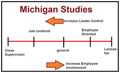 michigan leadership studies flow chart