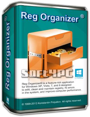 Reg Organizer 7.10 Final + Crack