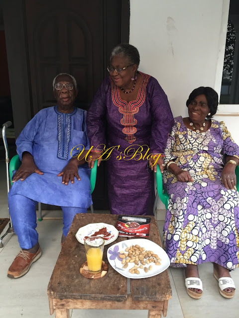 Breaking News: Okonjo-Iweala's Brother Replaces Dad As Obi Of Ogwashi-Uku