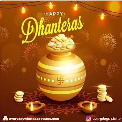 happy dhanteras pic | Everyday Whatsapp Status | Best 70+ Happy Dhanteras Images HD Wishing Photos