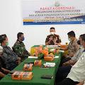 Kejari Kepulauan Selayar Laksanakan Rakor PAKEM Tahun 2021