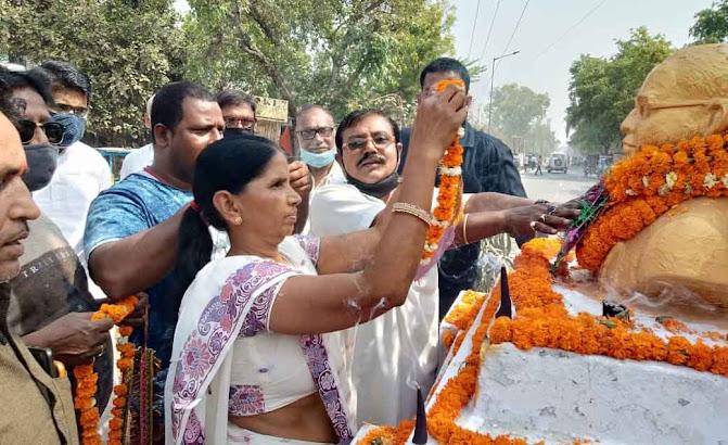The 130th birth anniversary of Bharat Ratna Dr. Bhimrao Ambedkar was celebrated