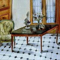 Maria Teresa Berrios pintura arte bodegón
