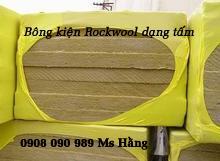 Tấm bông khoáng Rockwool - Tấm chắn nhiệt - Tấm chống cháy - Tấm cách âm  Rockwool%2Btam9