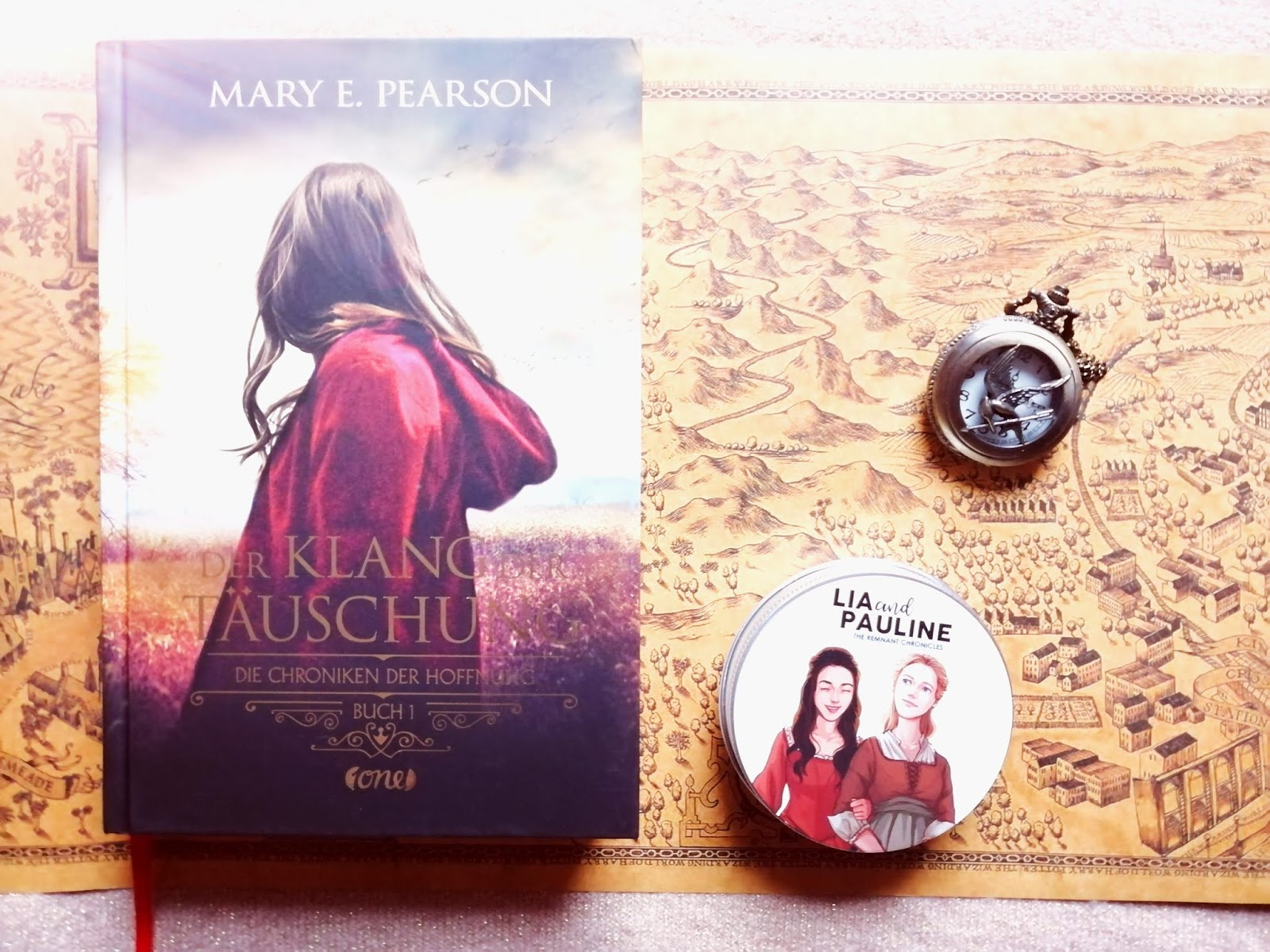{Rezension} Der Klang der Täuschung | Mary E. Pearson | Werbung
