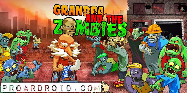 لعبة Grandpa and the Zombies Apk v2.0.2 كاملة للاندرويد (اخر اصدار) logo