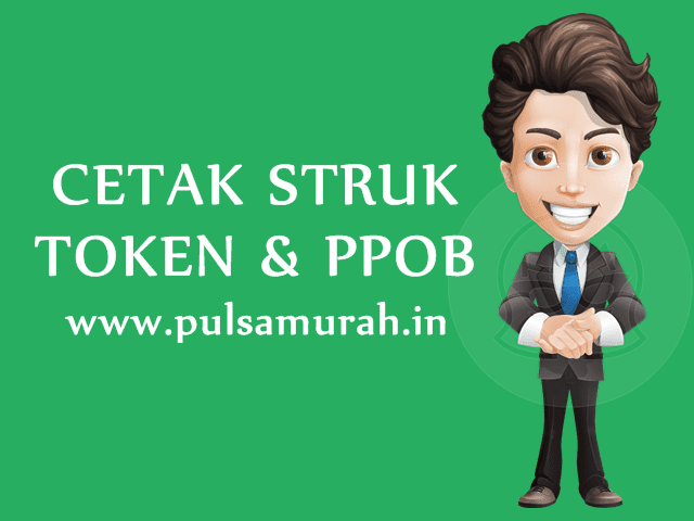 Fasilitas Cetak Struk Token PLN & PPOB PulsaMurah.in