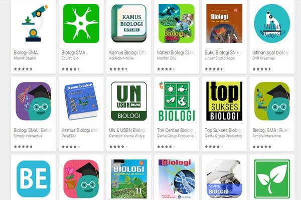 20 Aplikasi Belajar Biologi untuk Anak Sekolah [Download]
