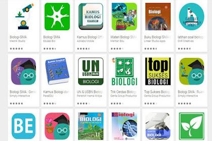 Download 10 Aplikasi Biologi untuk Pembelajaran Sekolah
