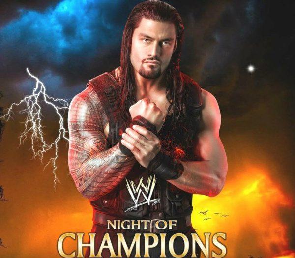 Roman Reigns WWE Super Star Awesome HD Wallpaper