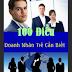 [Kỹ năng] 100 Điều doanh nhân trẻ nên biết - Minh An