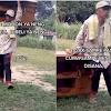Perjuangan Seorang Bapak Cari Nafkah Jualan Lemari Sambil Dipikul, Bikin Netizen Sedih
